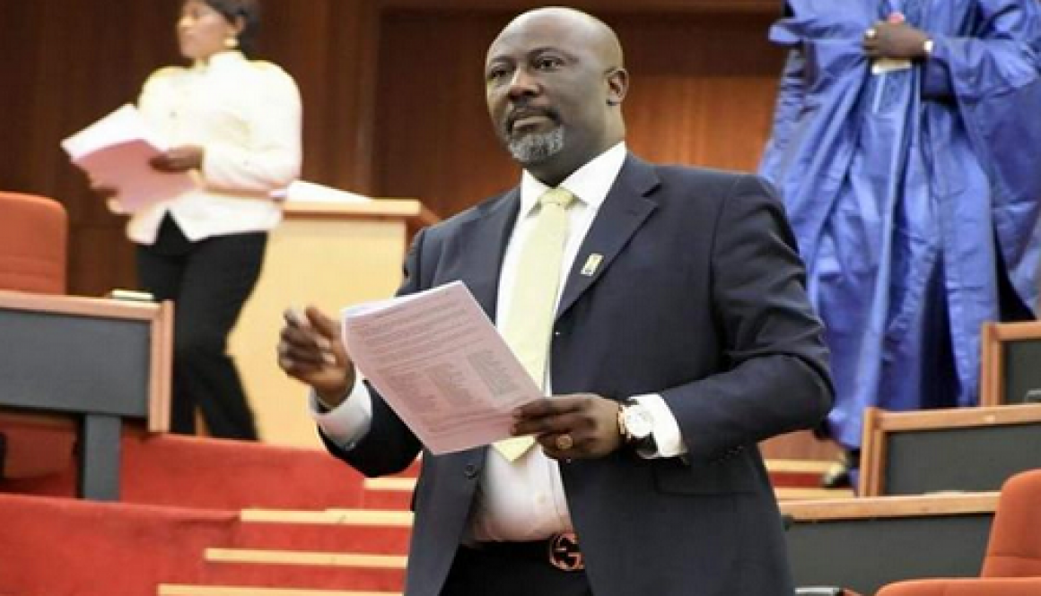 BREAKING: Senator Dino Melaye in Trouble Over Alleged Fake Result…