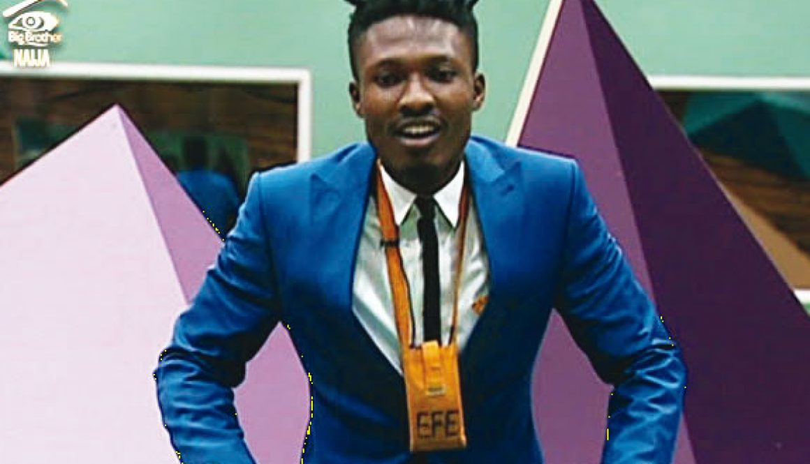 VIDEO: Efe Live Performance in SHAKE WARRI 2017 #BBNaija and Review…