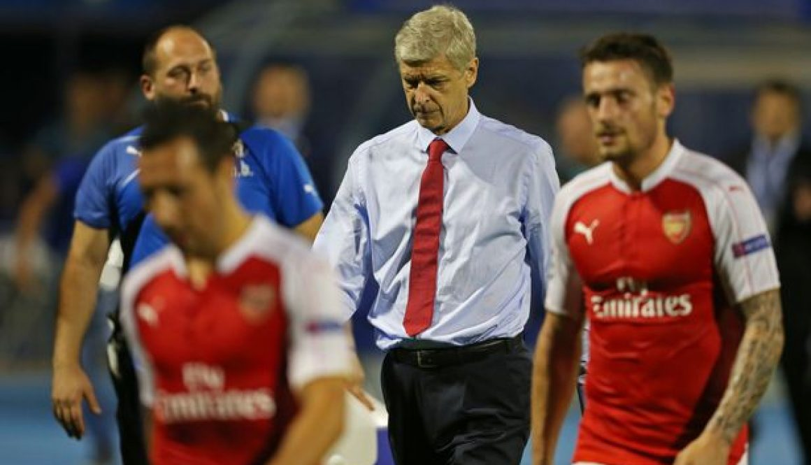 Arsenal Unable to Qualify For UEFA Champions League…