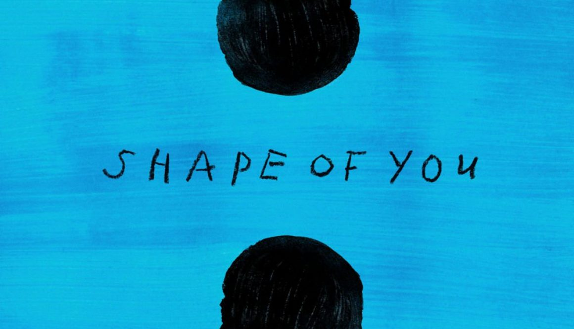 CHORDS: Ed sheeran - Shape of you chord progression on piano, guitar ...