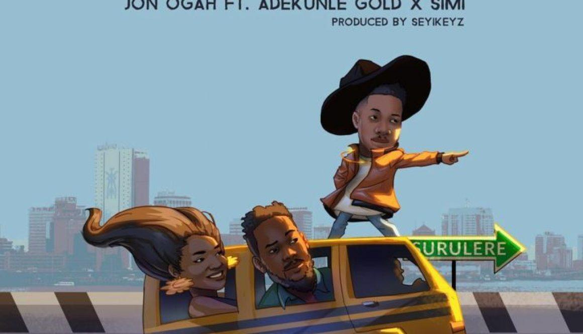 CHORDS: Jon Ogah – Uncle Suru ft Adekunle Gold & Simi Chord progression…