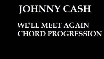 johnny cash chord progression yallemedia