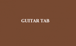 TABS: XXXTENTACION – Numb Guitar Tab or Tabulation