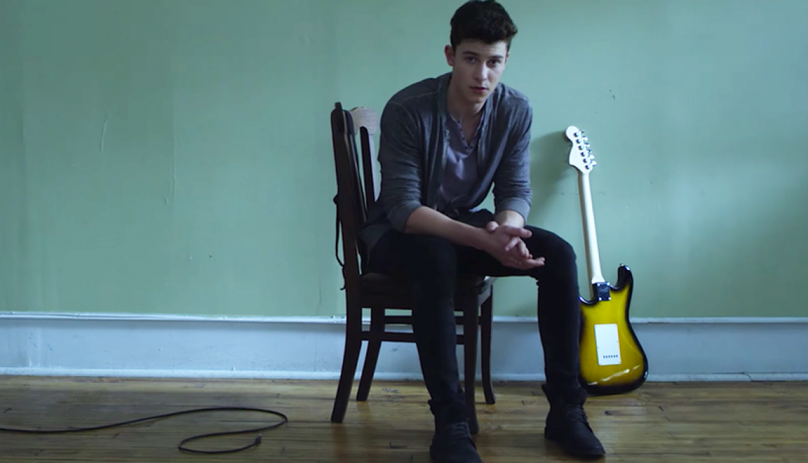 CHORDS: Shawn Mendes – Because I Had You Chord on Piano, Ukulele, Guitar & Keyboard