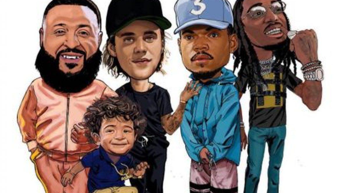 Guitar Dj Khaled No Brainer Ft Justin Bieber Chance The Rapper