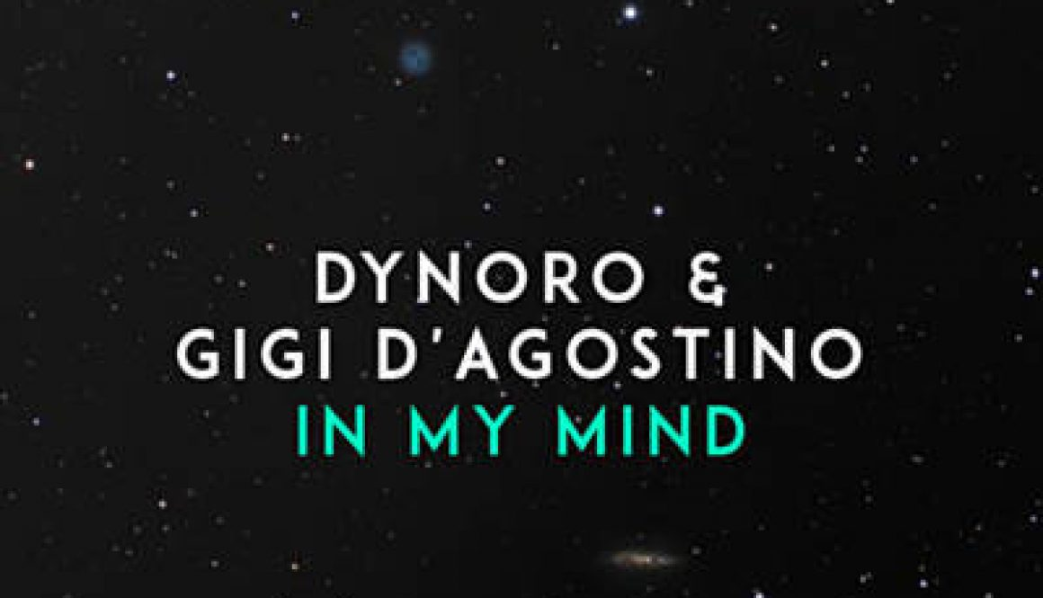 CHORDS: Dynoro & Gigi D\'Agostino - In My Mind Chord Progression on ...