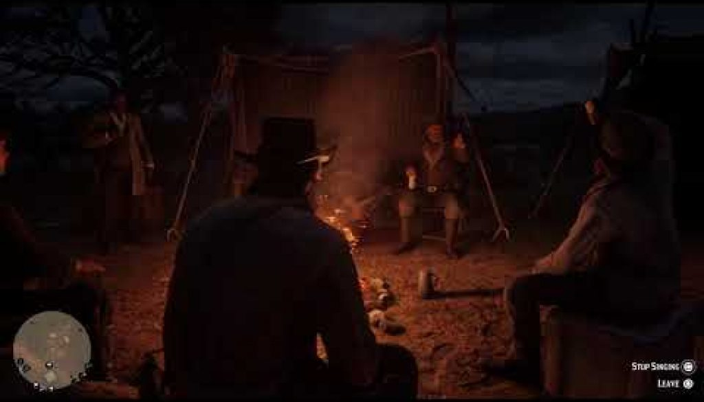 Red Dead Redemption 2 - The Ring Dang Doo chords