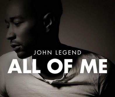John Legend - All Of Me chords