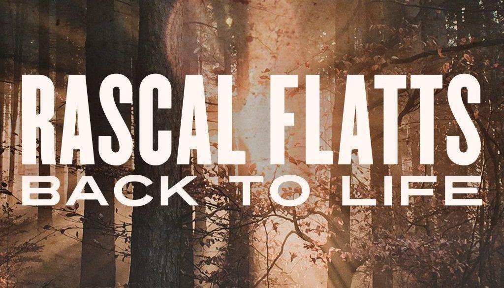 Rascal Flatts - Back To Life Piano & Ukulele Chord Progression and Tab