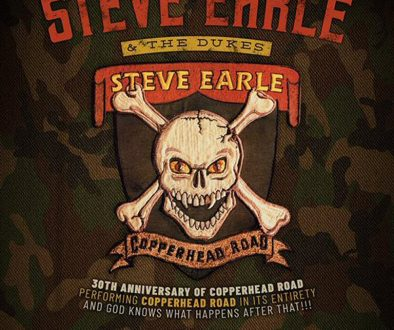 Steve Earle - Cooperhead Road chords